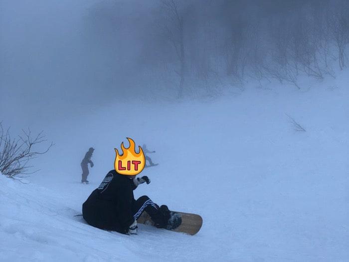 スキー場のリゾートバイトは滑り放題