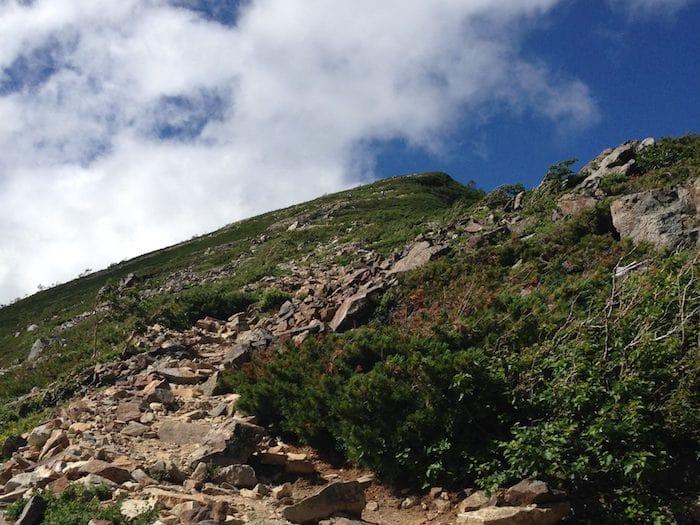 北アルプスの山小屋リゾートバイト夏山シーズン