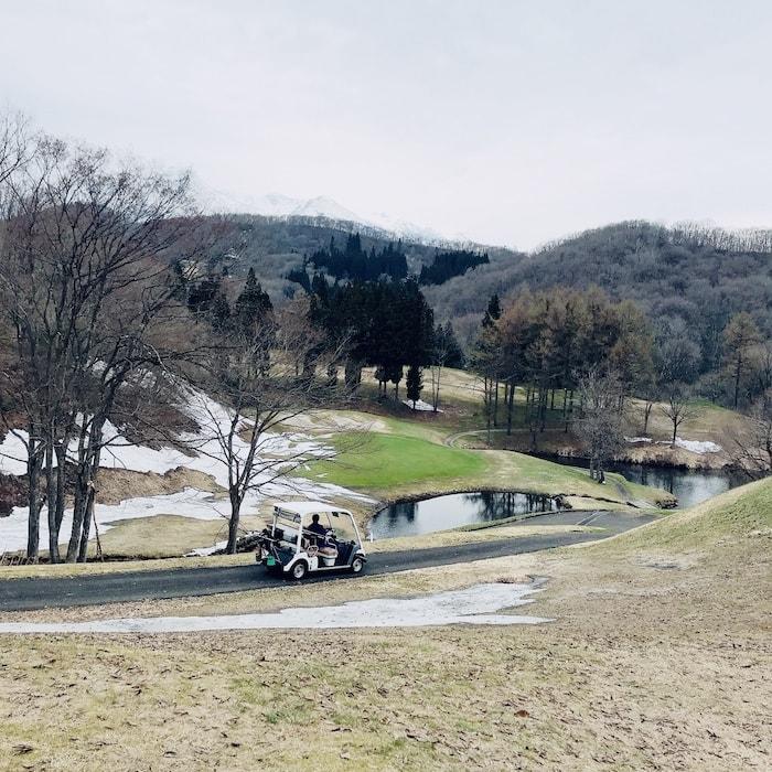 ゴルフ場リゾバ